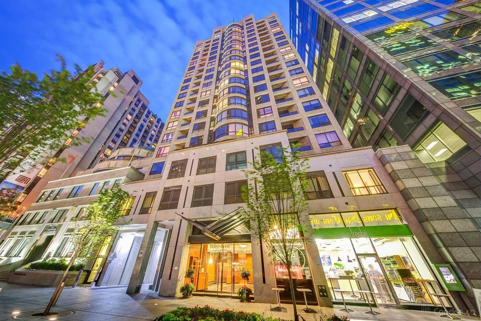 55 Bloor St E, unit 809 for rent in Toronto - image #1