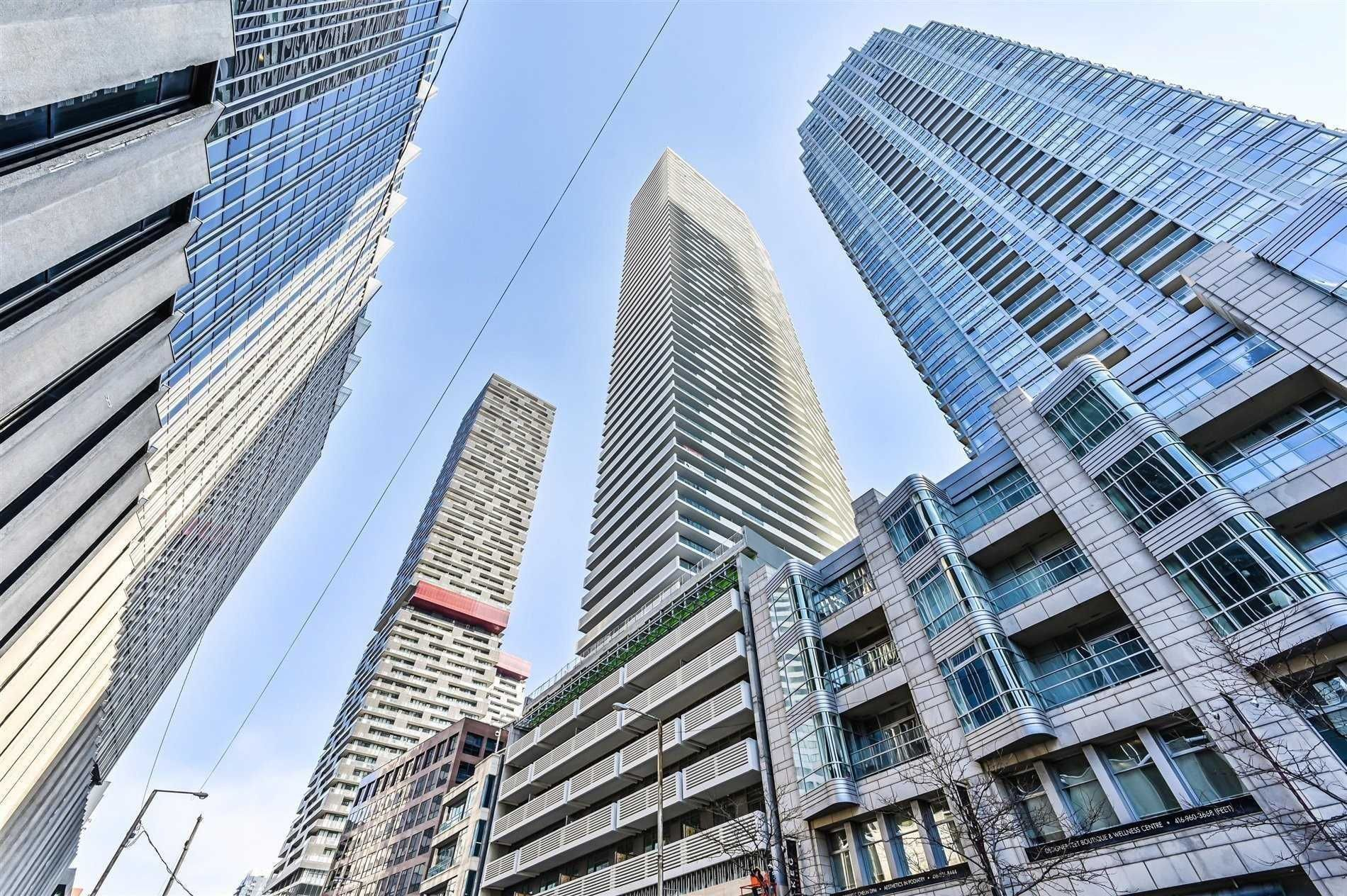 2221 Yonge St, unit 4808 for rent in Toronto - image #2