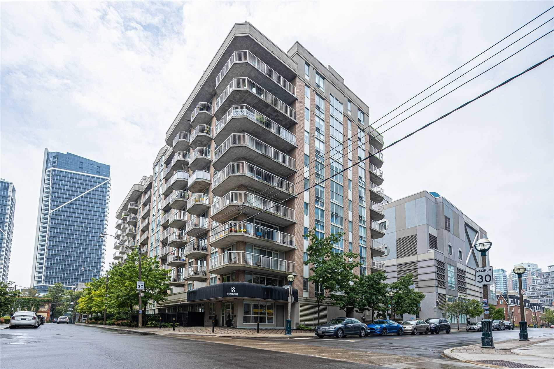 18 Stafford St, unit 909 for sale in Toronto - image #1