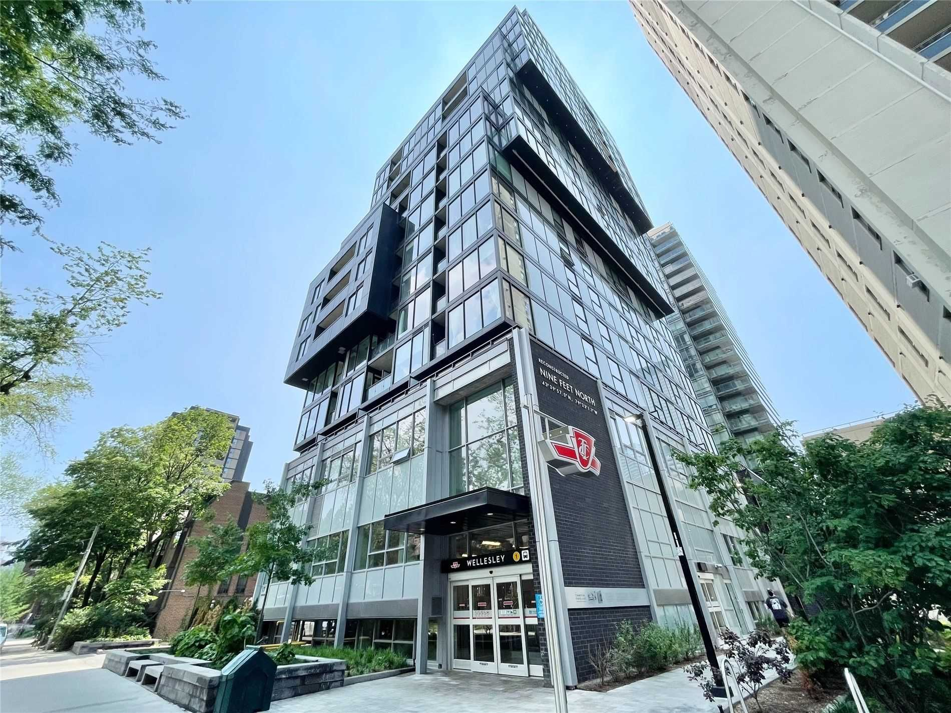 17 Dundonald St, unit 1109 for sale in Toronto - image #1