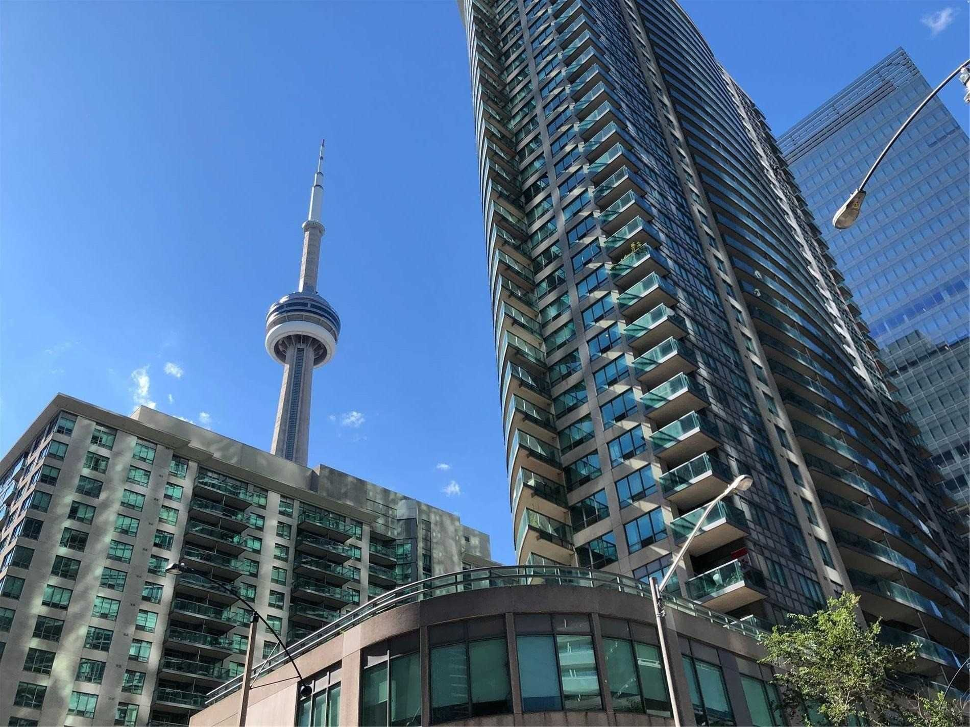 30 Grand Trunk Cres, unit 2808 for sale in City Centre - image #1