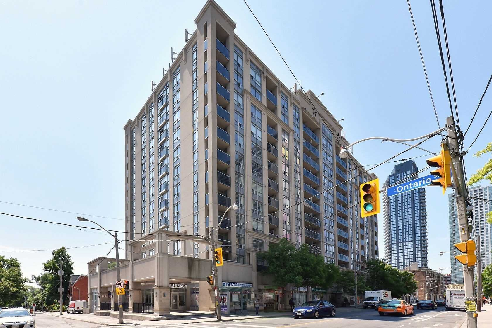 225 Wellesley St E, unit 704 for sale in Cabbagetown - image #1