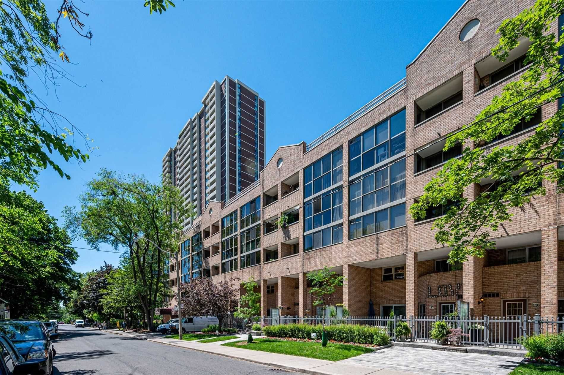 60 Homewood Ave, unit 438 for sale in Cabbagetown - image #2