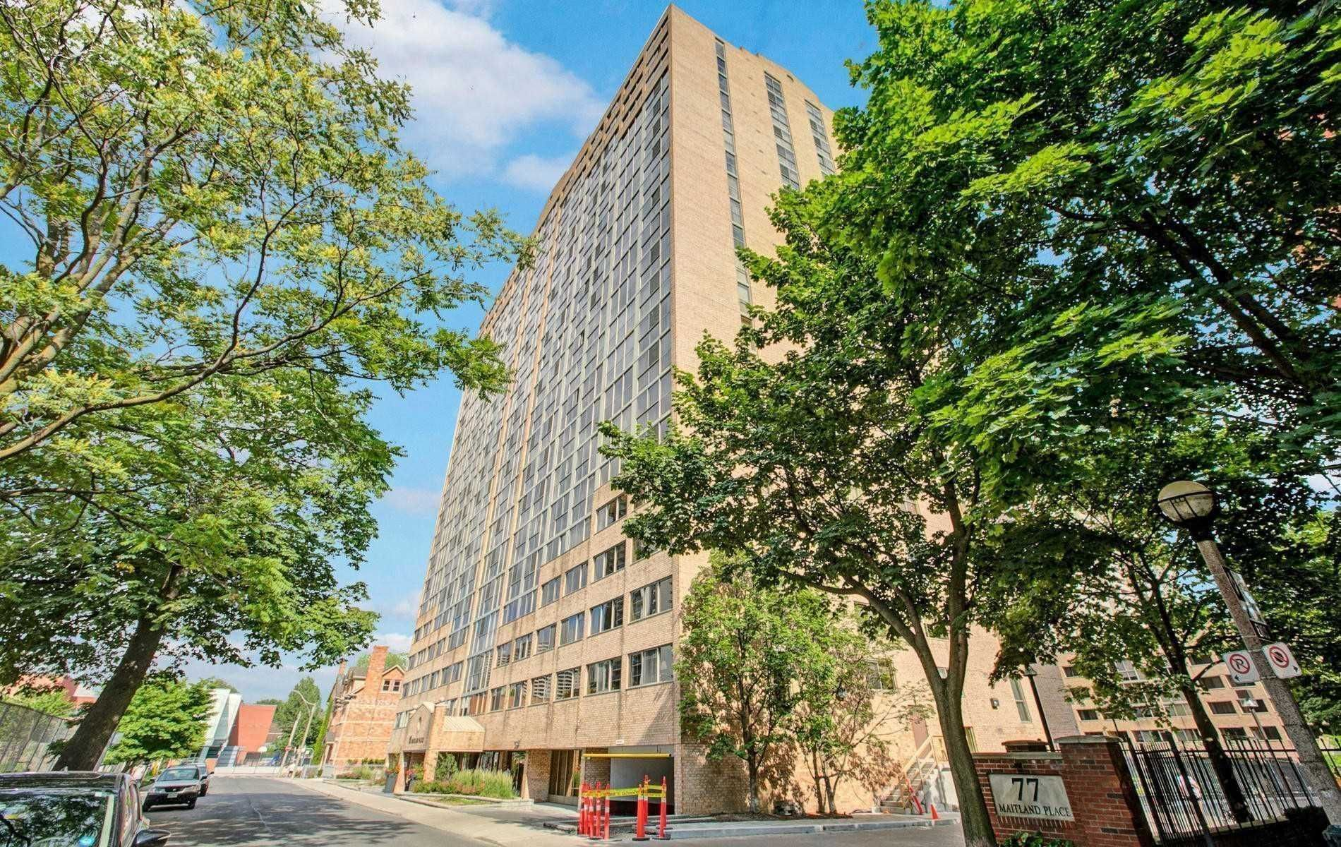 15 Maitland Pl, unit 1507 for sale in Cabbagetown - image #1
