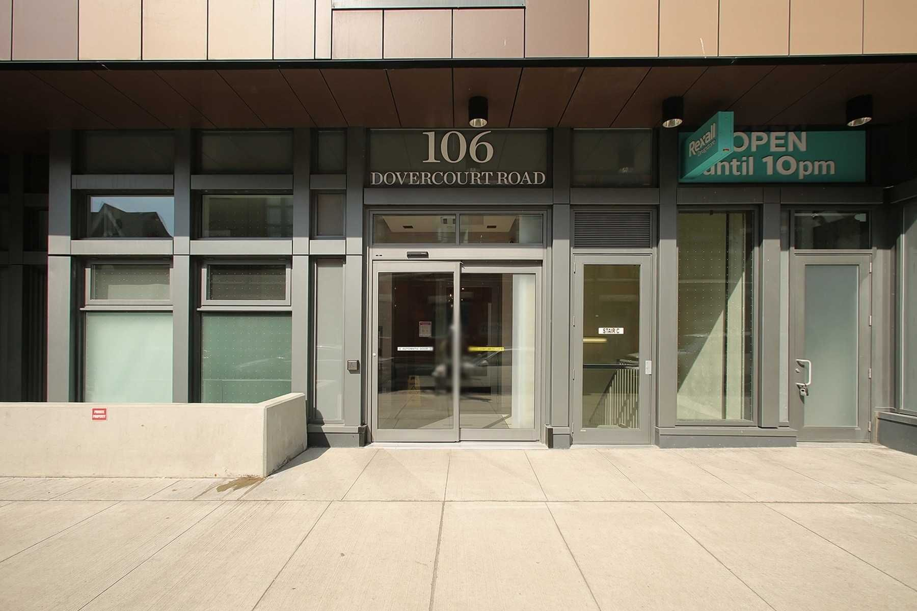 106 Dovercourt Rd, unit 514 for sale in Little Portugal - image #1