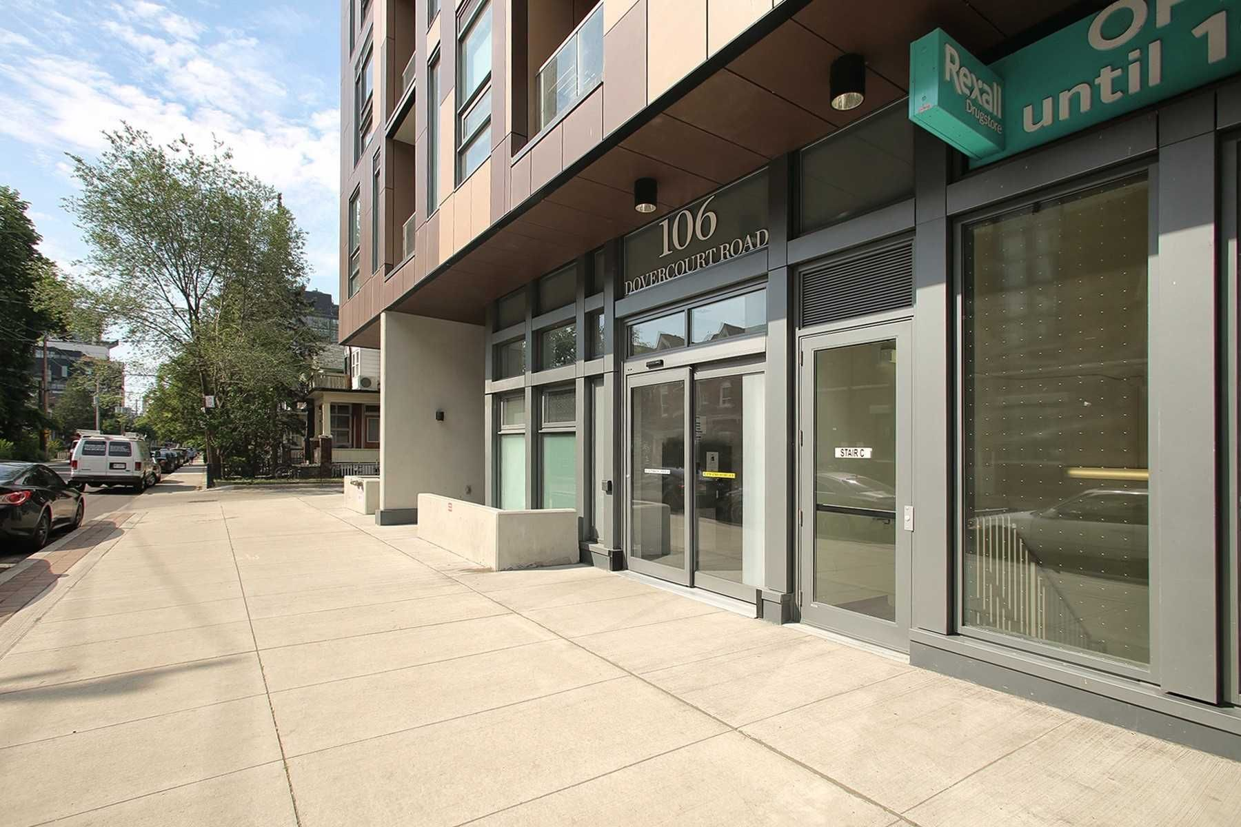 106 Dovercourt Rd, unit 514 for sale in Little Portugal - image #2