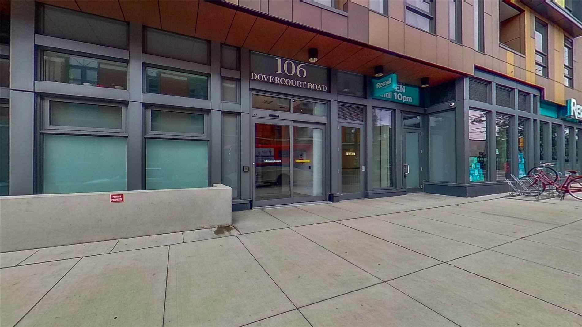 106 Dovercourt Rd, unit 217 for sale in Little Portugal - image #1