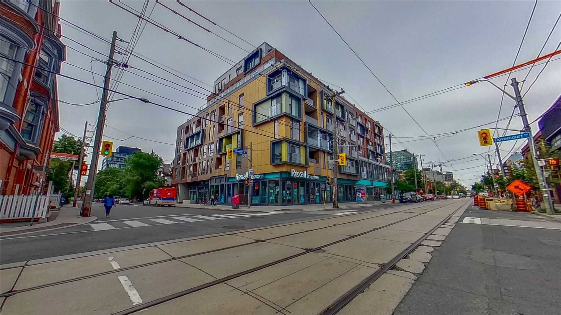 106 Dovercourt Rd, unit 217 for sale in Little Portugal - image #2