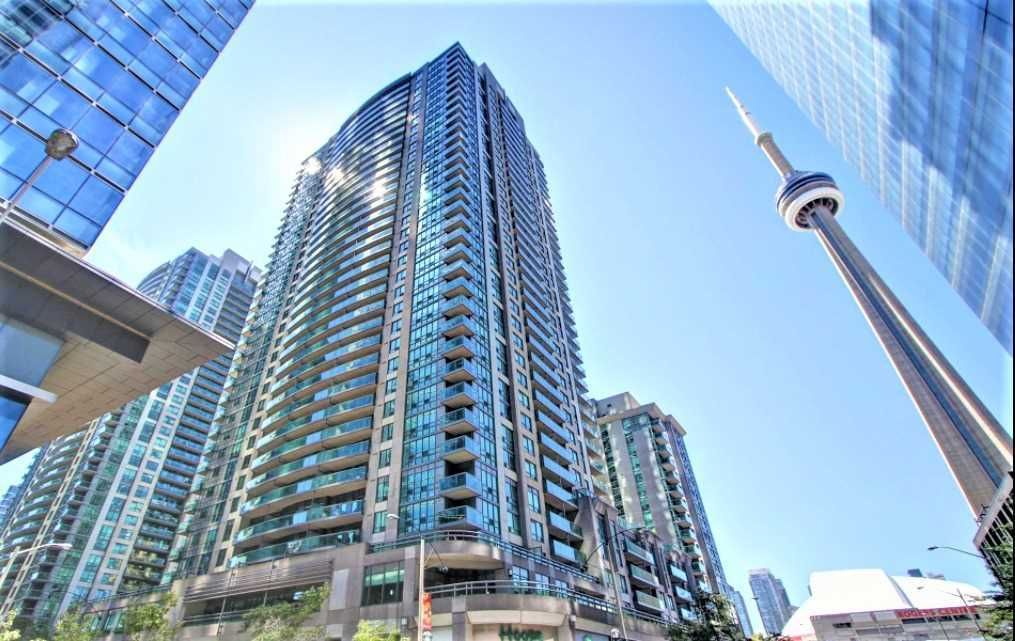 30 Grand Trunk Cres, unit 2708 for rent in City Centre - image #1