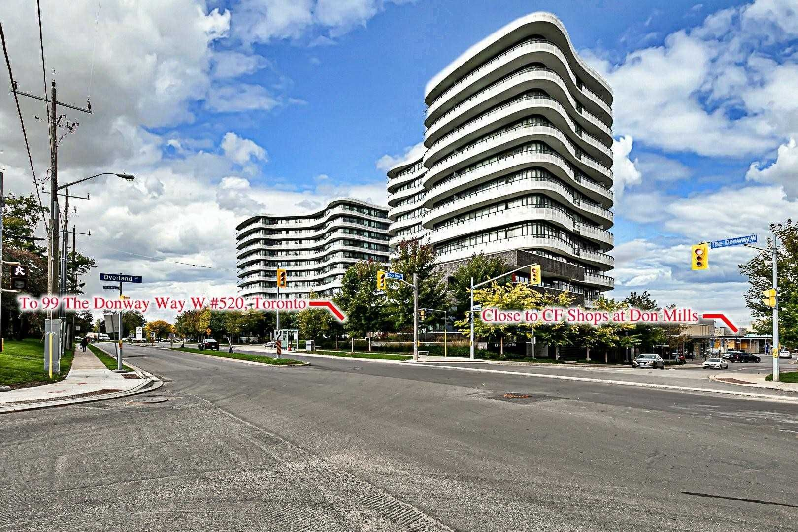 99 The Donway Way W, unit 520 for sale in Don Mills - image #1