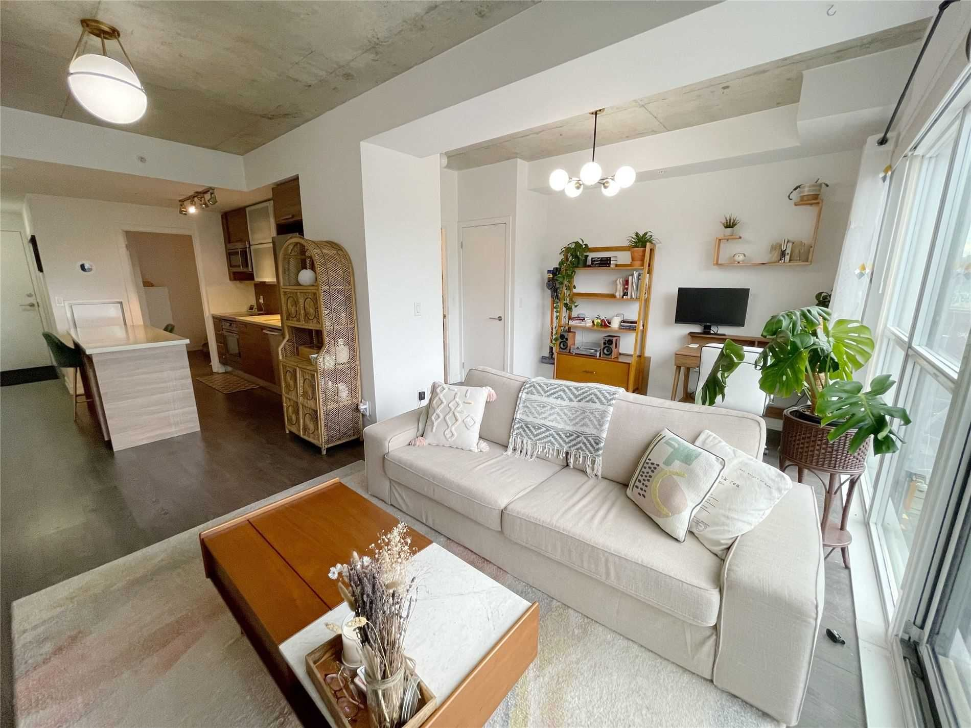 1205 Queen St W, unit 310 for rent in Parkdale - image #1