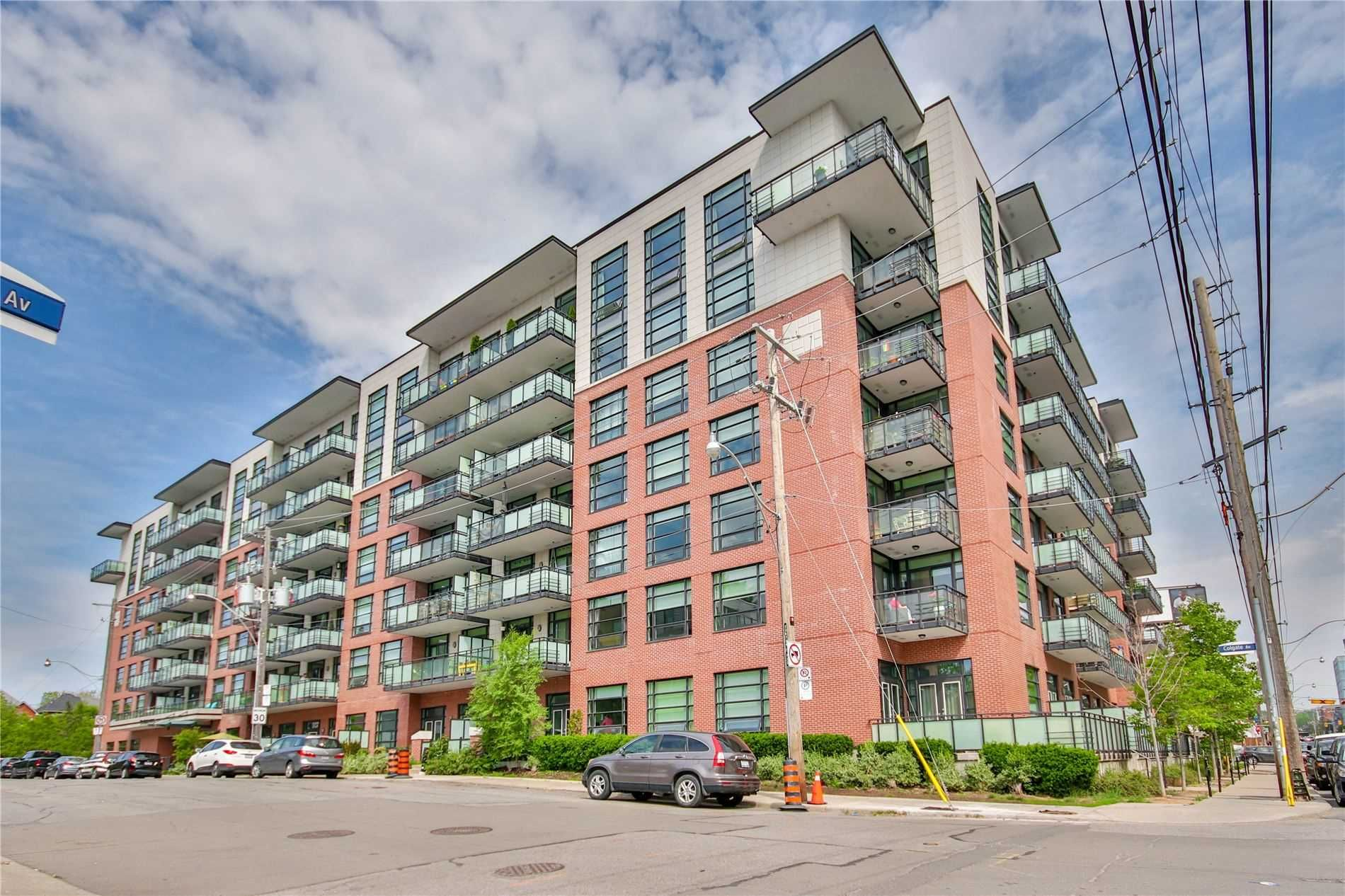 88 Colgate Ave, unit 608 for rent in Toronto - image #1
