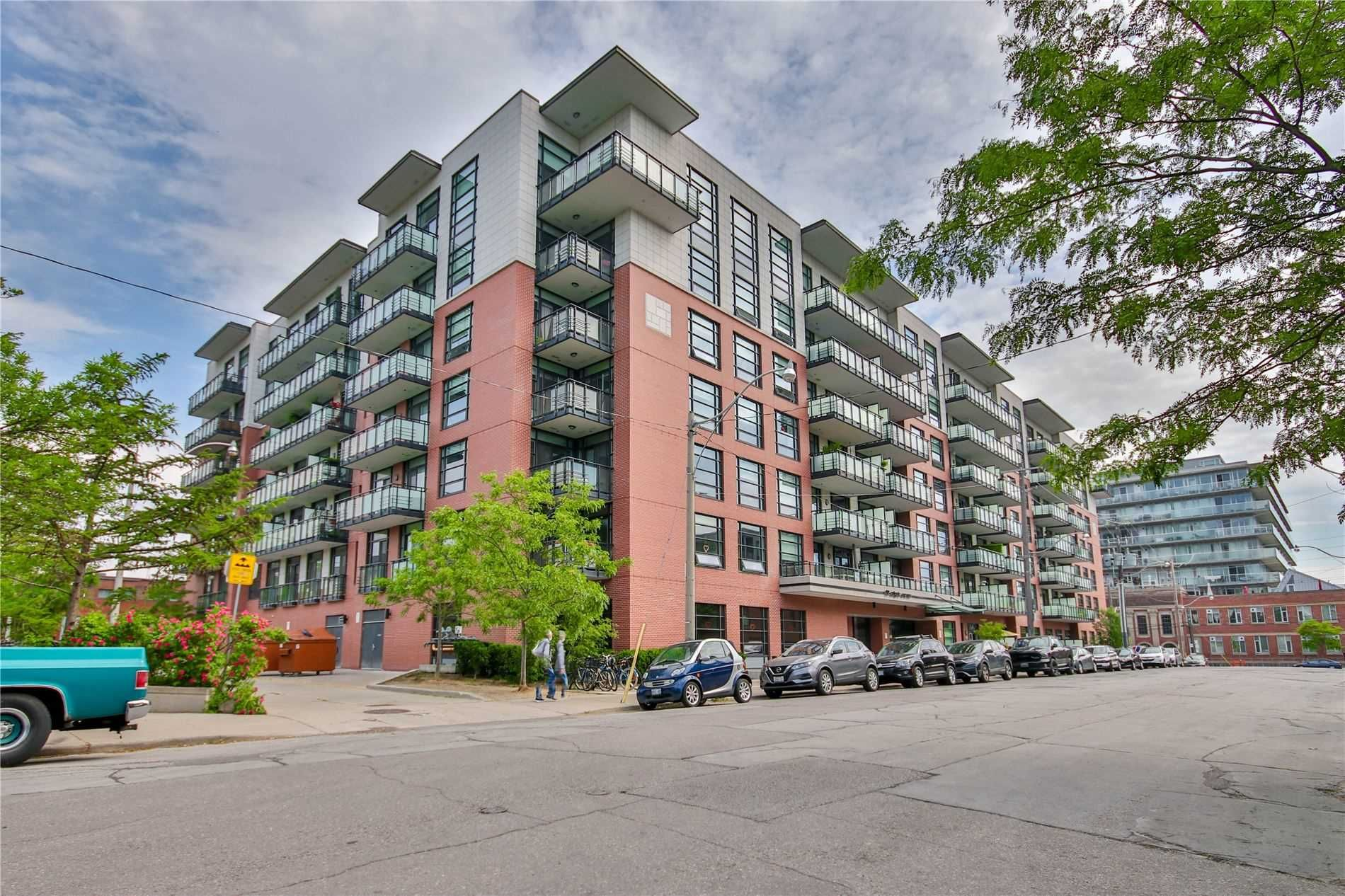 88 Colgate Ave, unit 608 for rent in Toronto - image #2