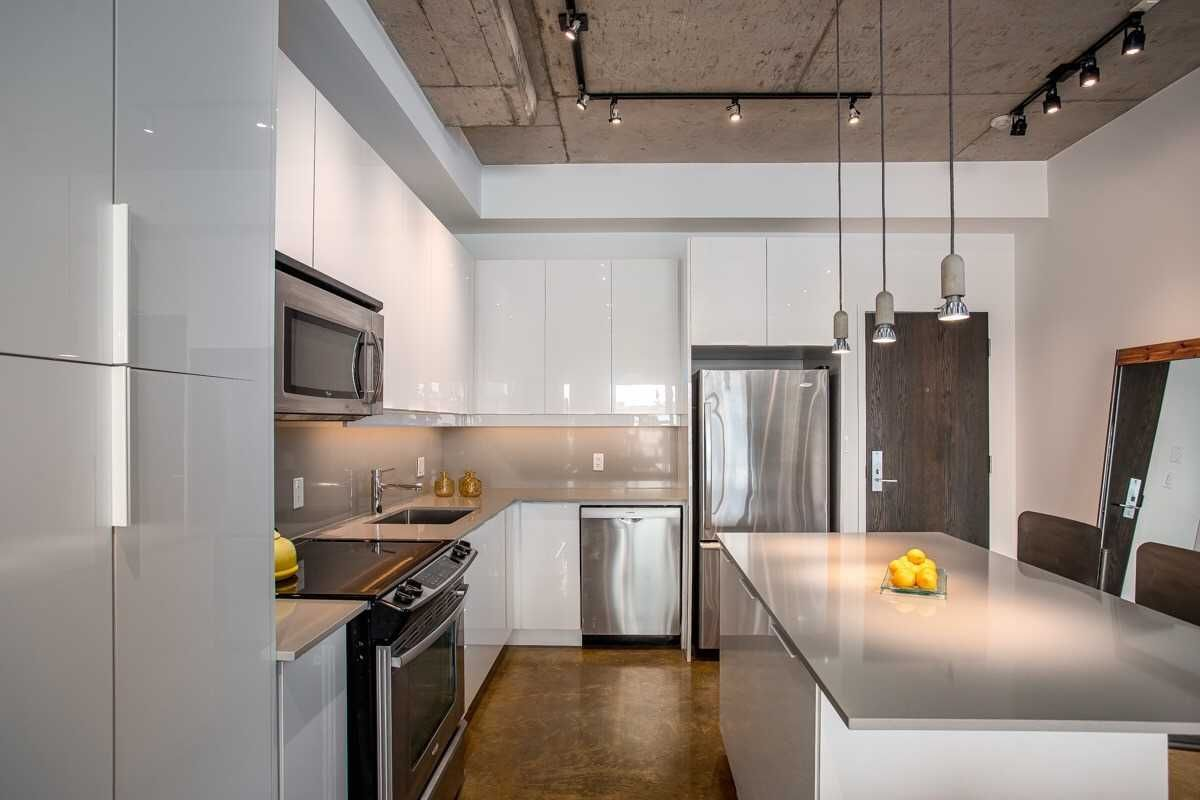 201 Carlaw Ave, unit 409 for sale in Toronto - image #1