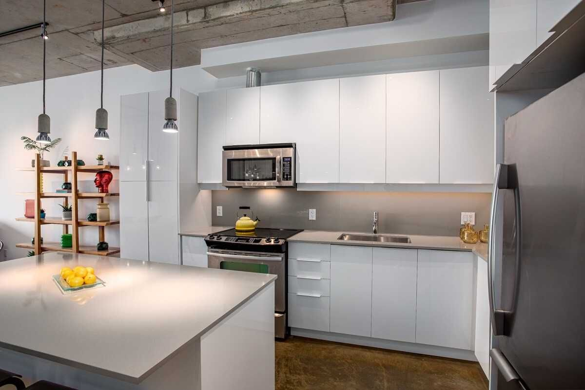 201 Carlaw Ave, unit 409 for sale in Toronto - image #2