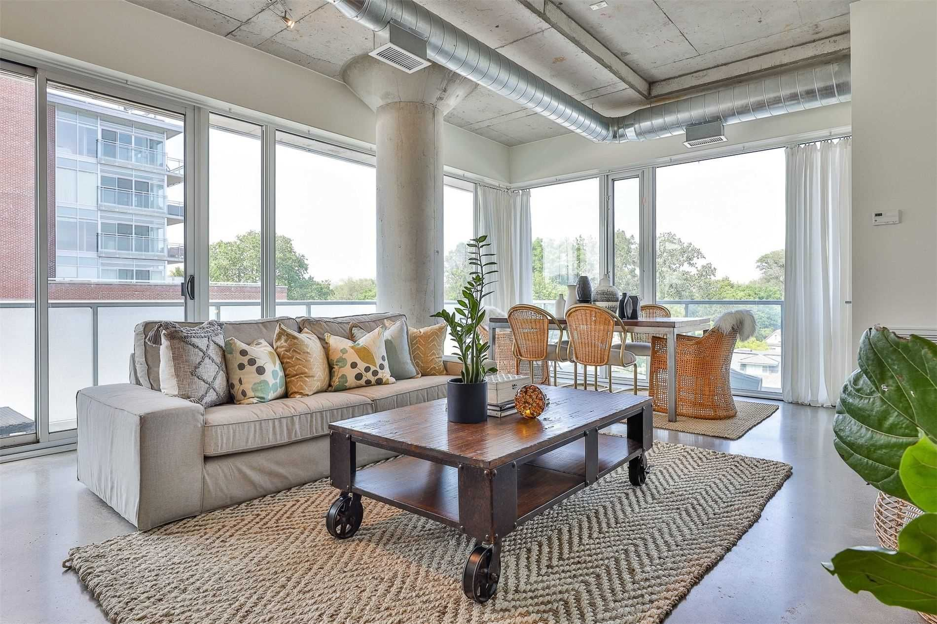 201 Carlaw Ave, unit 504 for sale in Toronto - image #1