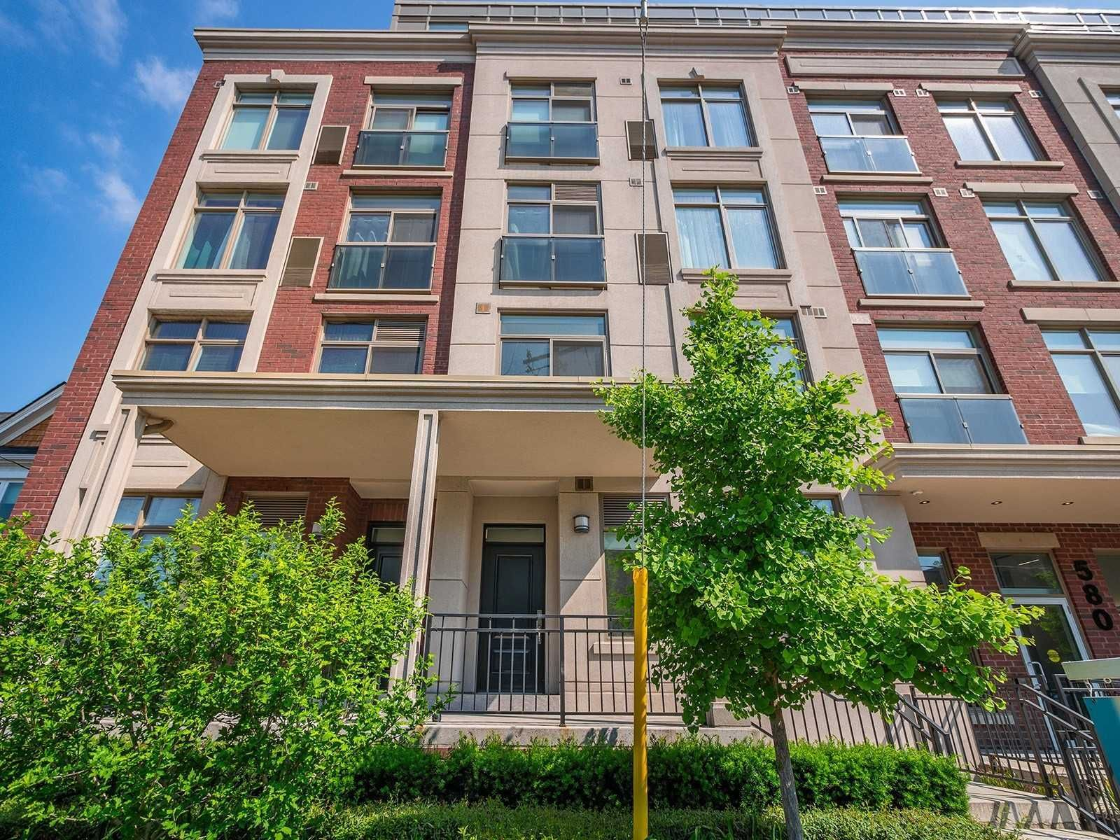 580 Kingston Rd, unit Th2 for sale in Toronto - image #2