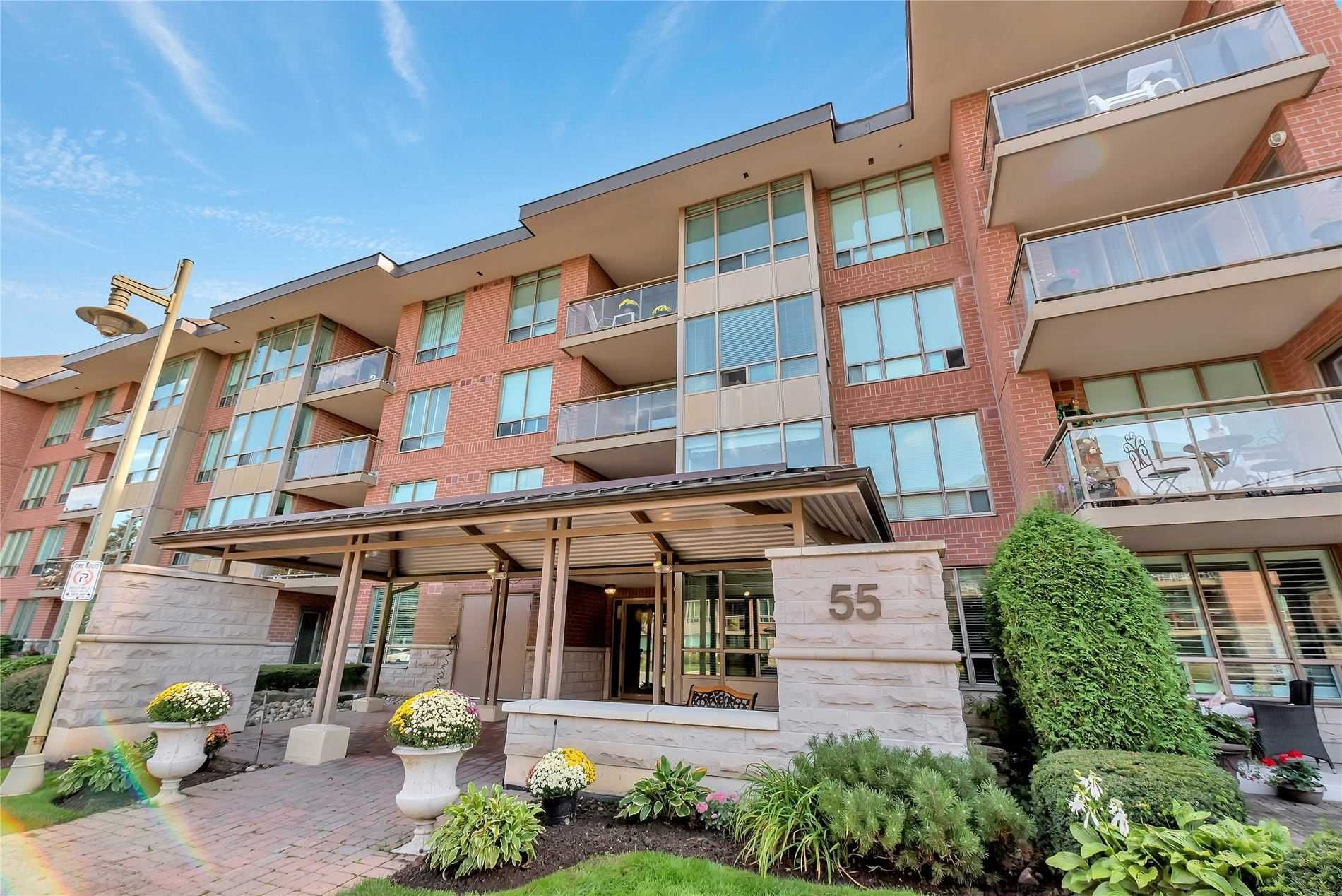 55 The Boardwalk Way, unit #201 for sale in Toronto - image #1