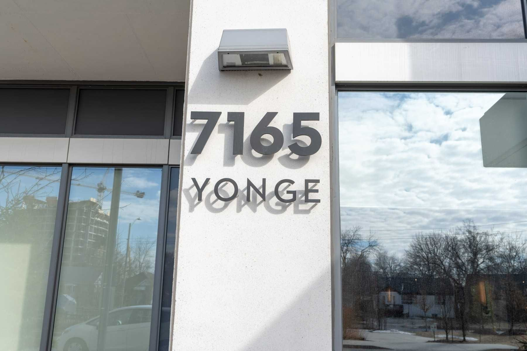 7165 Yonge St, unit Ph305 for rent in Toronto - image #2