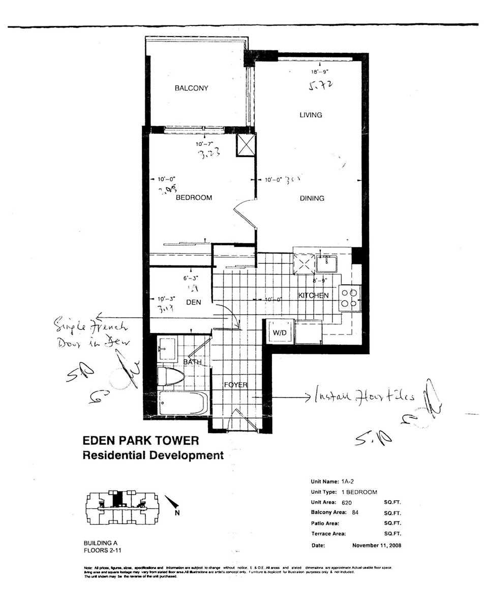 233 South Park Rd, unit 315 for sale in Toronto - image #2