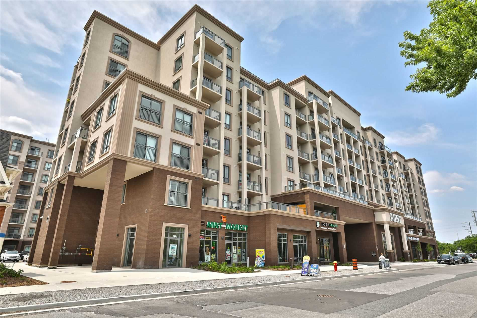 2486 Old Bronte Rd, unit 615 for sale in Toronto - image #2