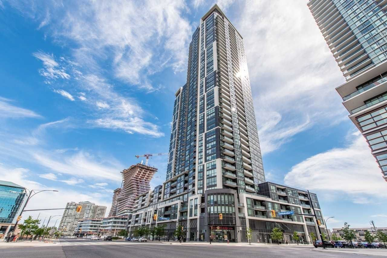 510 Curran Pl, unit 1708 for sale in Toronto - image #1