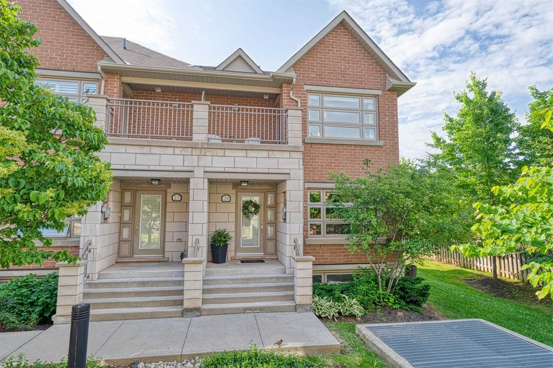 2460 Prince Michael Dr, unit #28 for sale in Toronto - image #1