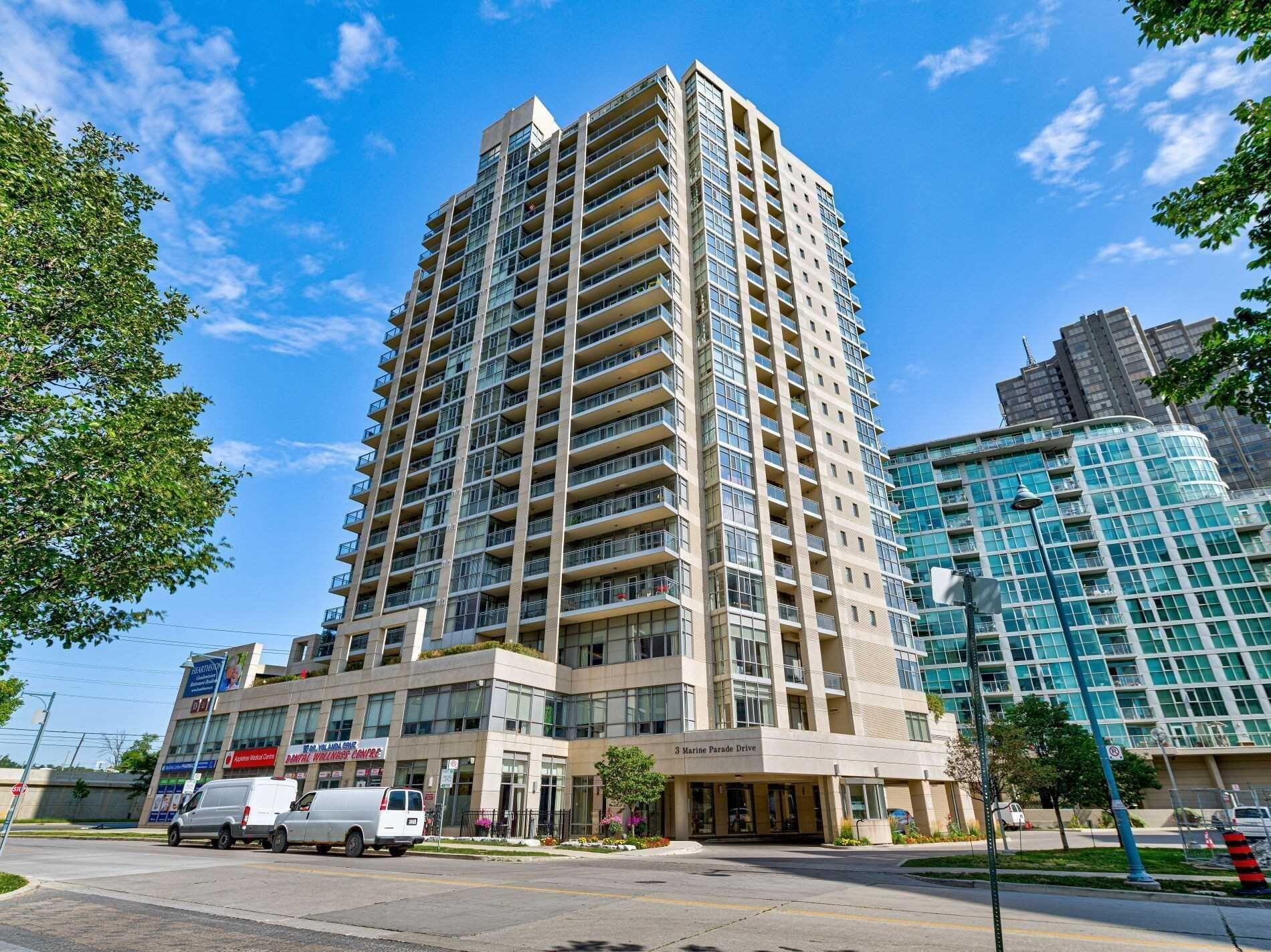3 Marine Parade Dr, unit 1006 for sale in Toronto - image #1
