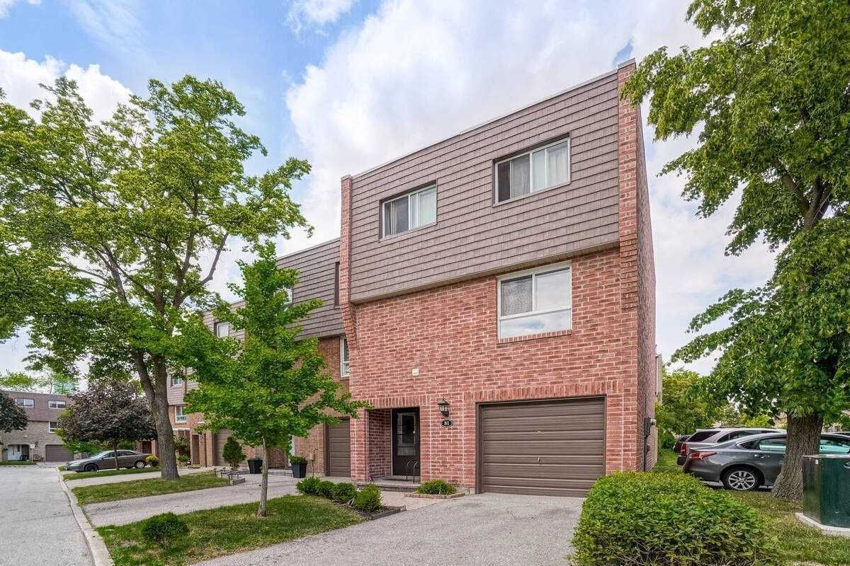 405 Hyacinthe Blvd, unit 81 for sale in Toronto - image #1