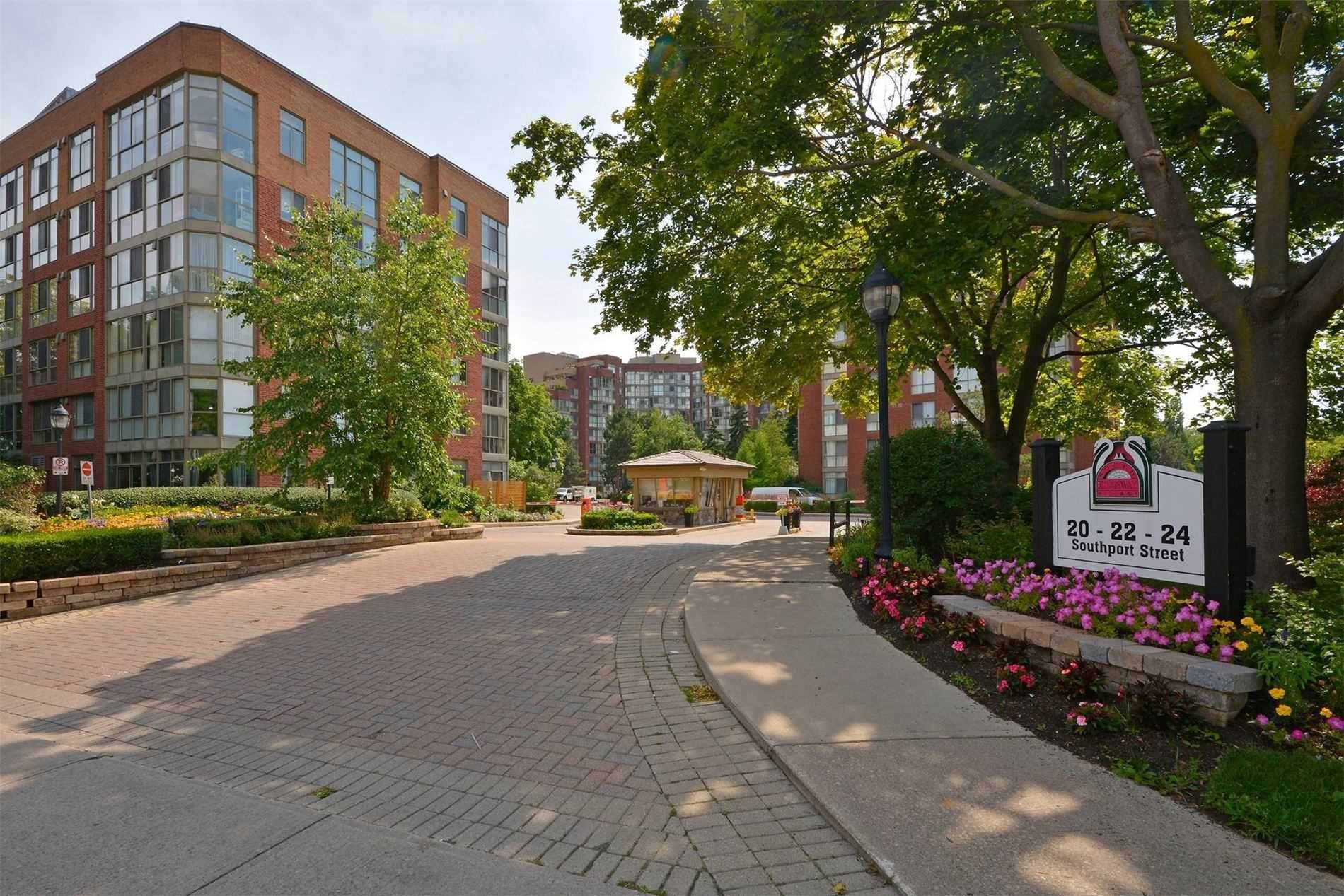 20 Southport St, unit 215 for rent in Toronto - image #1
