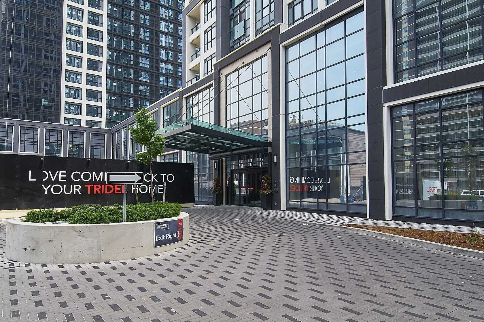 7 Mabelle Ave, unit 804 for sale in Toronto - image #1