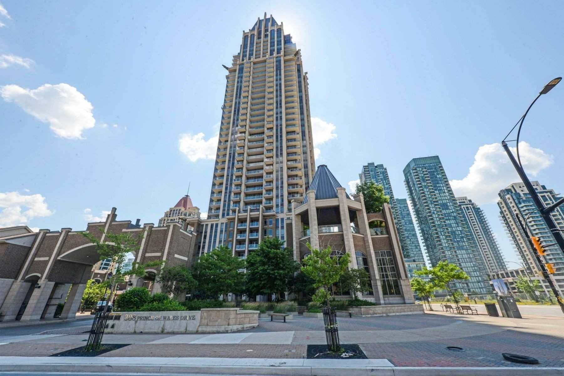 388 Prince Of Wales Dr, unit 710 for sale in Toronto - image #2