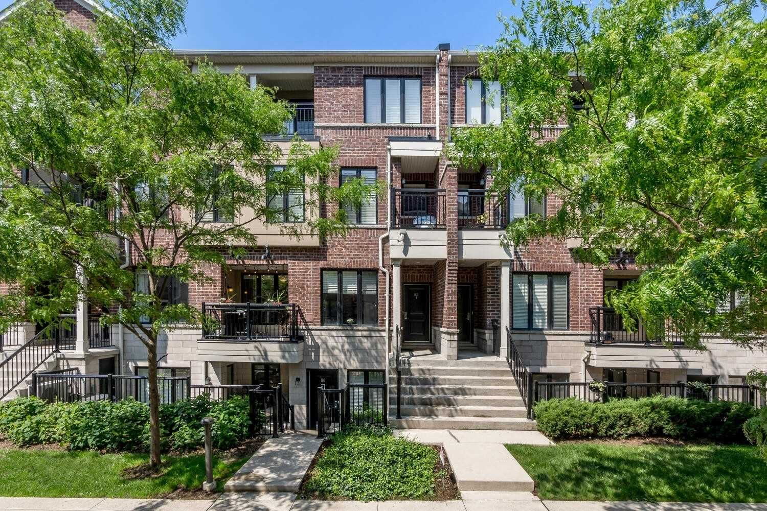 30 Carnation Ave, unit Th 81 for sale in Toronto - image #1