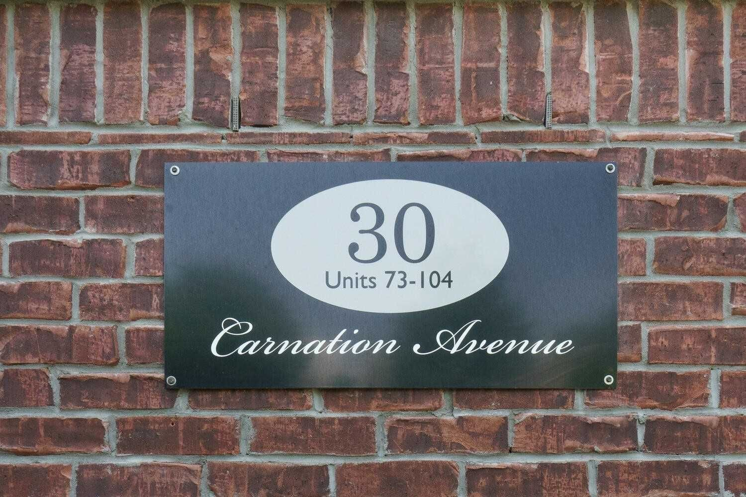 30 Carnation Ave, unit Th 81 for sale in Toronto - image #2