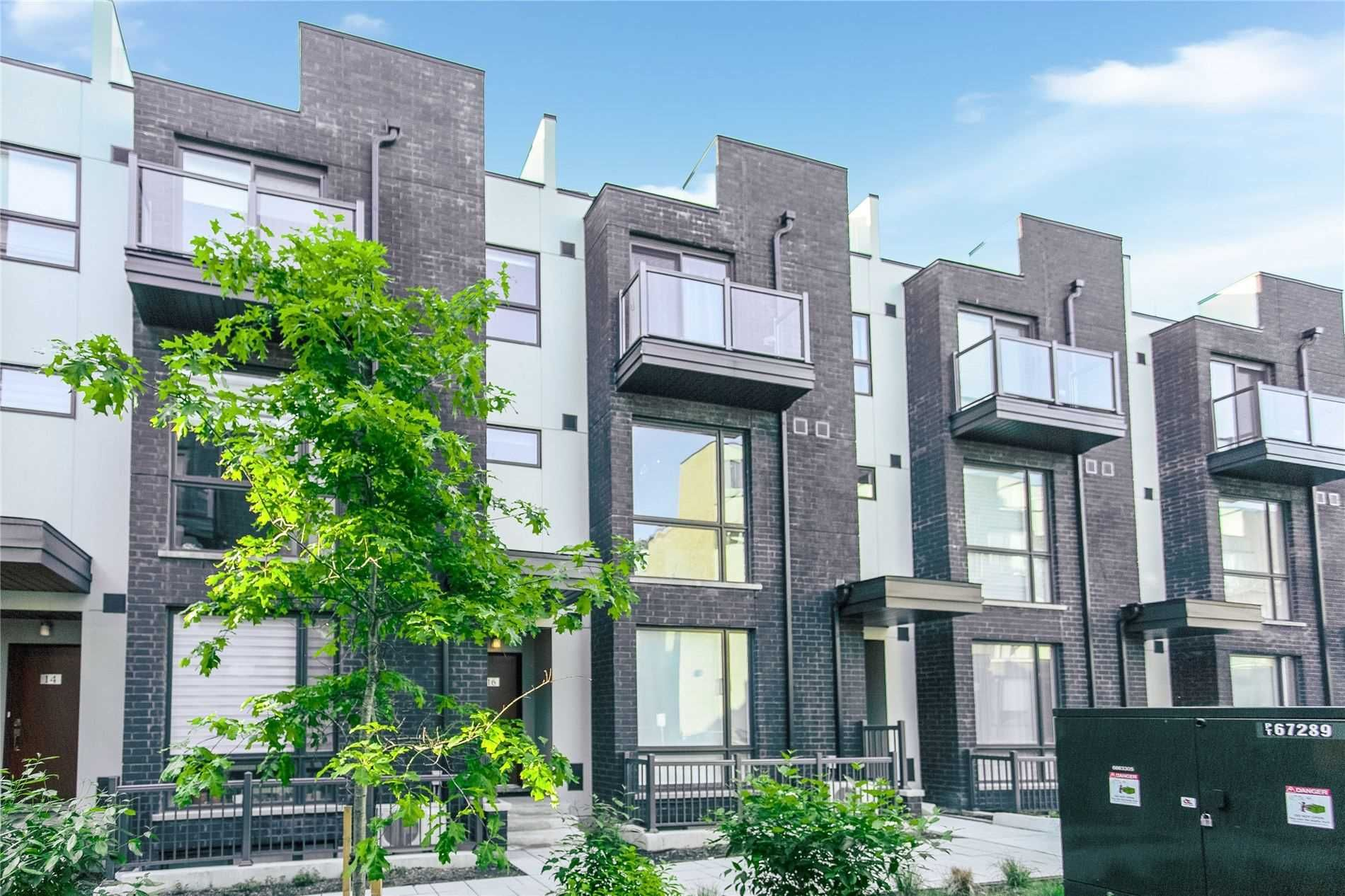 24 Fieldway Rd, unit 16 for sale in Toronto - image #1