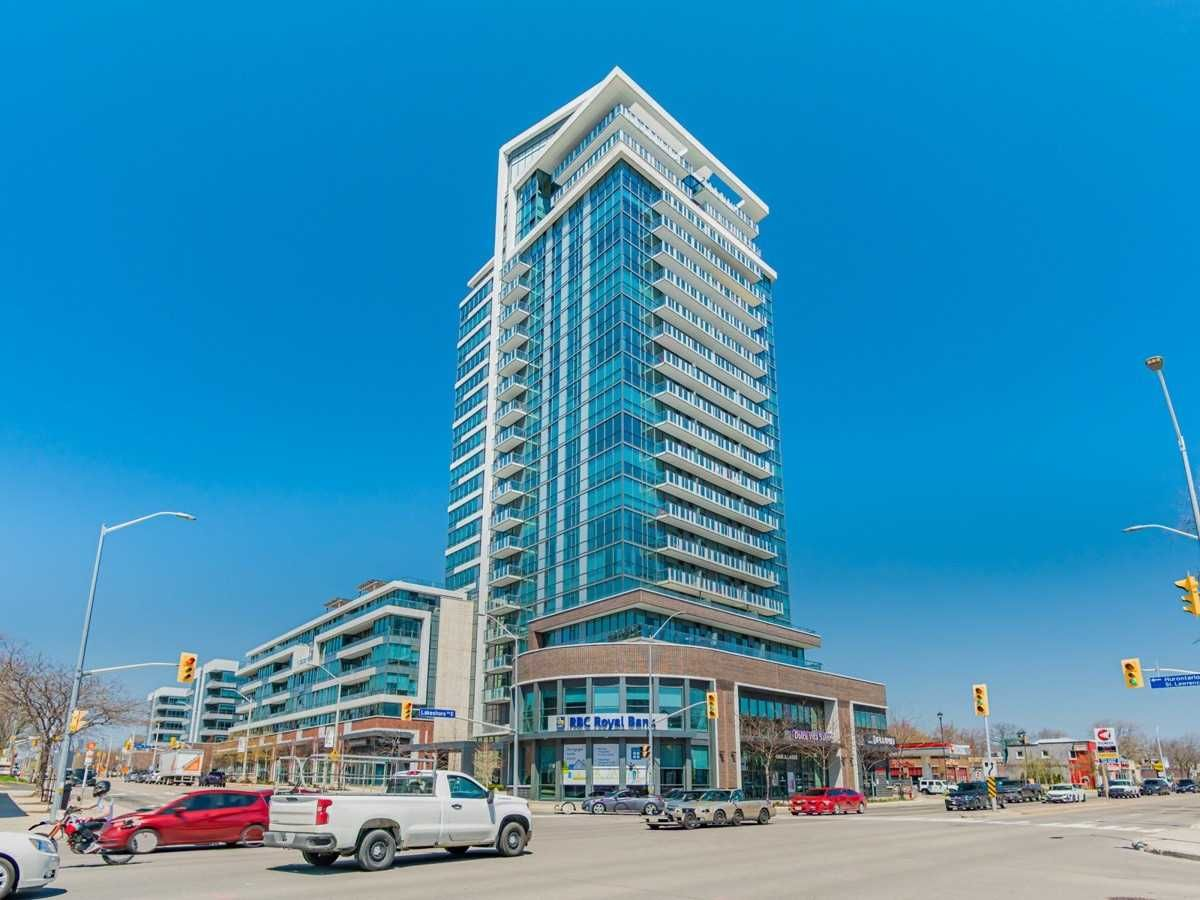 1 Hurontario St, unit 706 for rent in Toronto - image #1