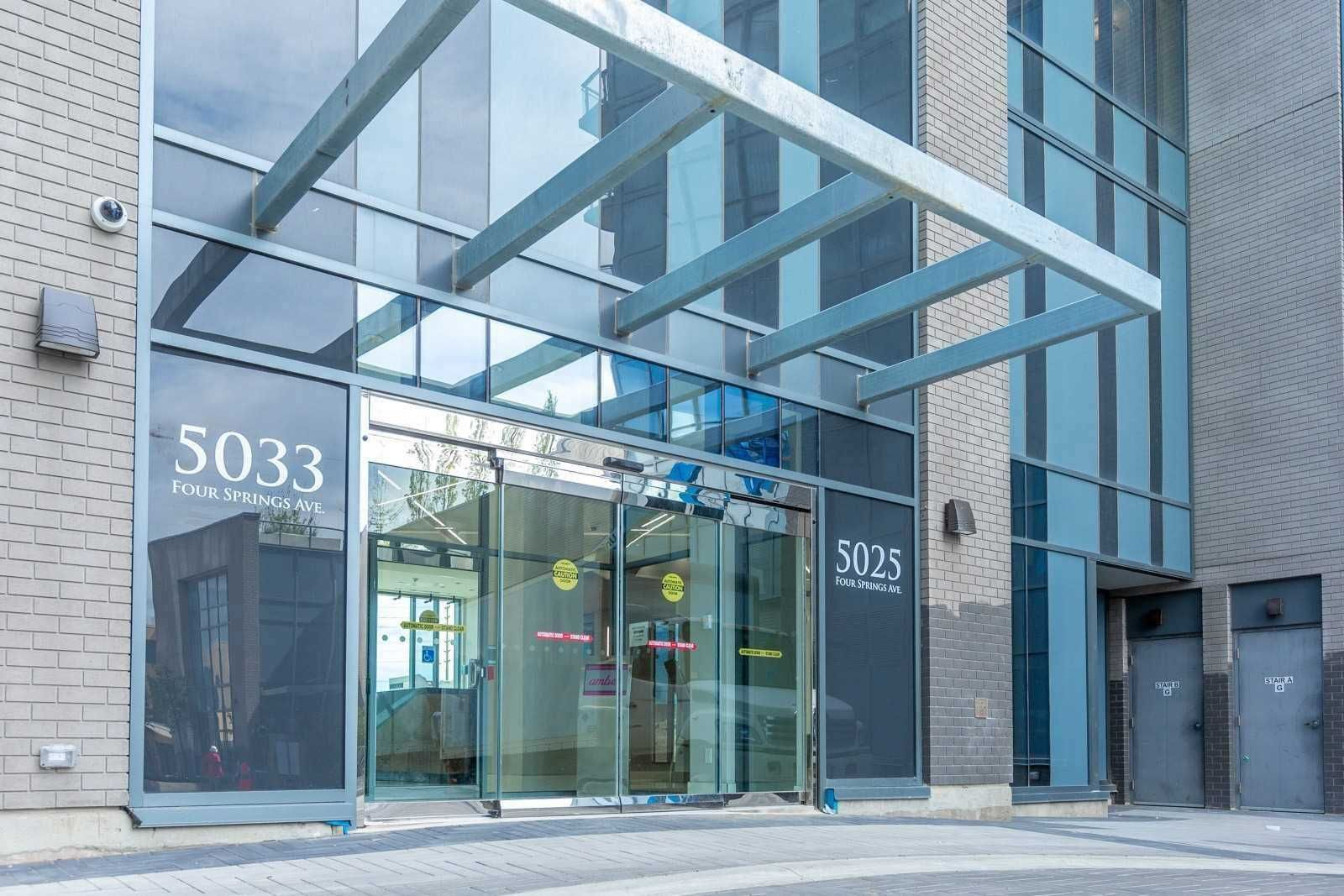 5025 Four Springs Ave, unit 1708 for sale in Toronto - image #2