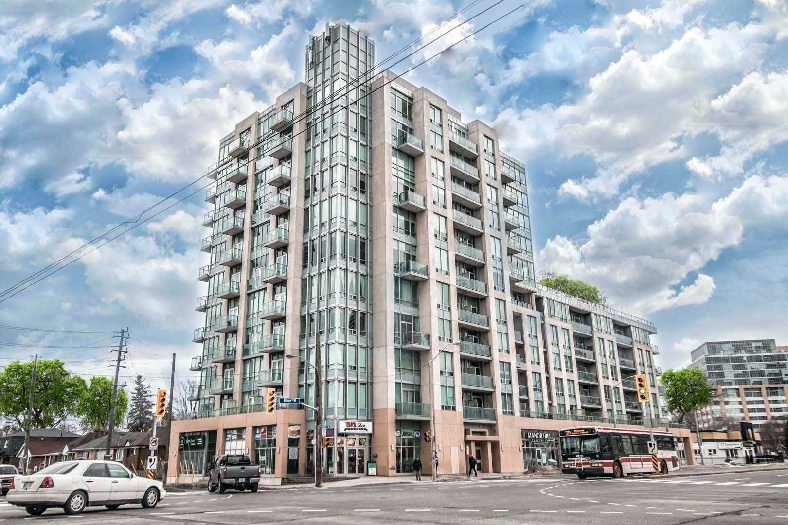 3391 Bloor St W, unit 512 for rent in Toronto - image #1