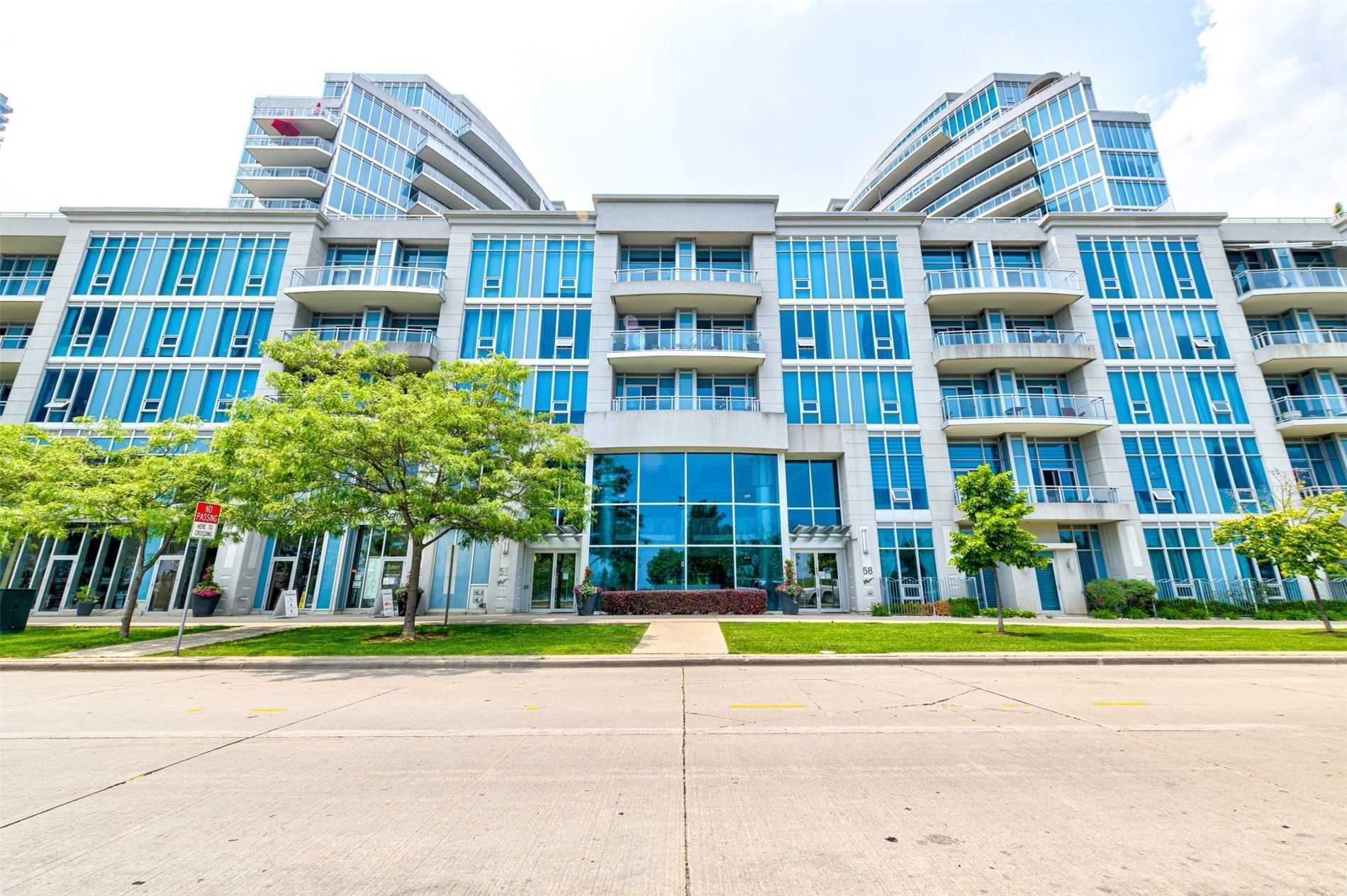 58 Marine Parade Dr, unit 815 for sale in Toronto - image #1