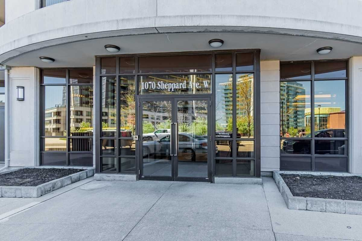 1070 Sheppard Ave W, unit 218 for sale in York University Heights - image #1