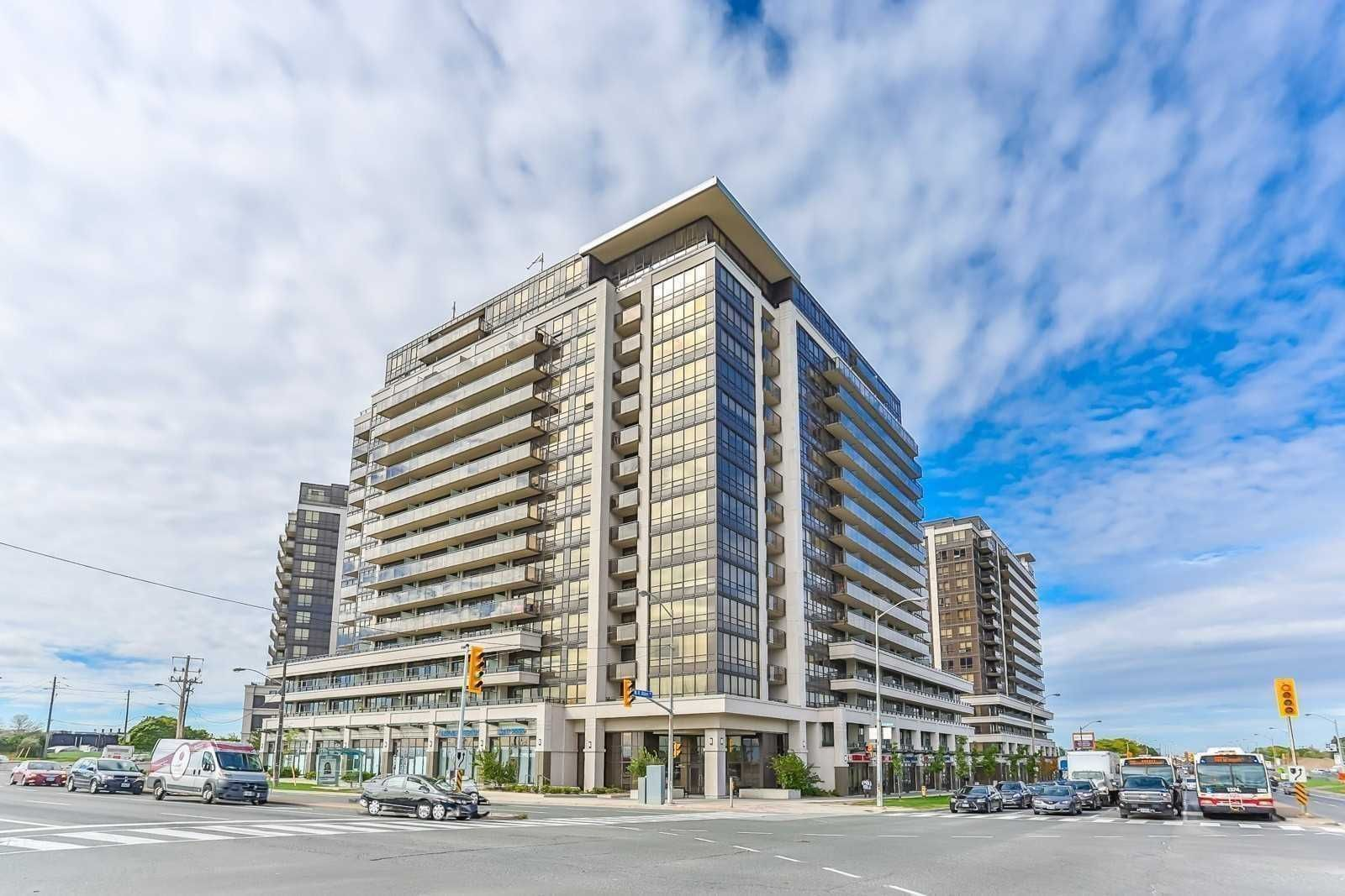 1070 Sheppard Ave W, unit 1411 for rent in York University Heights - image #1